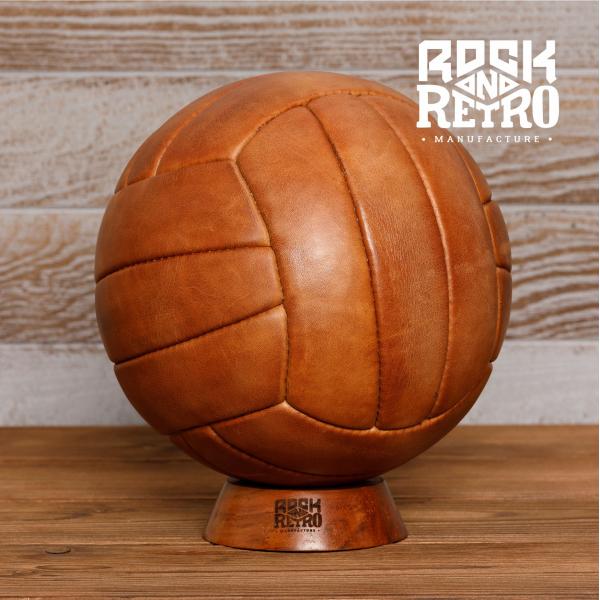Мяч волейбольный, размер 5, 18 панелей, светло-коричневая кожа