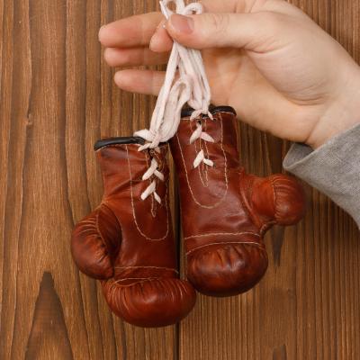 Боксерские перчатки мини